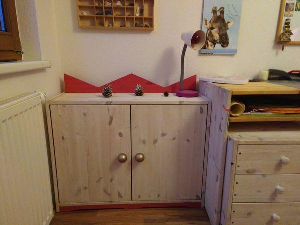 Komplettes Kinderzimmermöbel In Bio Qualität Mit Hochbett Für