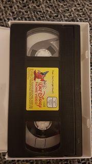 Das Dschungelbuch VHS
