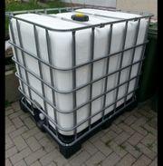 1000 liter Wassertank
