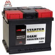 Autobatterie 54Ah 12V *