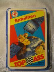 Kartenspiel Satelliten Quartett von TOP