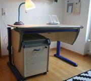 Schreibtisch MOLL Runner und MOLL