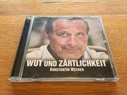 Konstantin Wecker - Wut und Zärtlichkeit