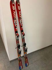 Ski Salomon Equipe L160 mit