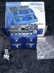DigiTech Jam Man Stereo- Looper