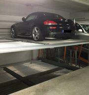 Vermiete Garage Duplex