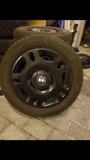BMW Winterreifen Continental 185 65