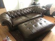 Chesterfield-Sofa aus
