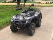Quad ATV TGB