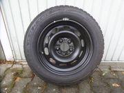 BMW Winterreifen Stahlrad schwarz 16