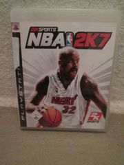 Playstation 3 NBA 2K7