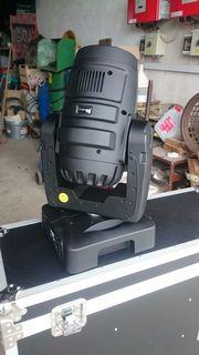 4x Showtec Indigo Beam LED