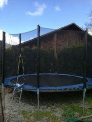 Trampolin mit 485cm Durchmesser