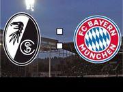 Sc Freiburg- Fc Bayern