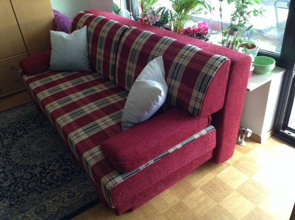 schlafsofa sehr guter zustand ankauf und verkauf anzeigen. Black Bedroom Furniture Sets. Home Design Ideas