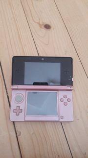 Nintendo 3DS pink/