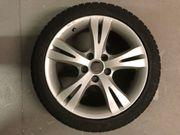 Winterreifen Dunlop 215 45R17 91V