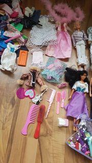 Barbie Sammlung mit