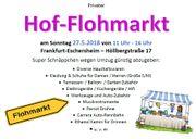 Privater Hof-Flohmarkt