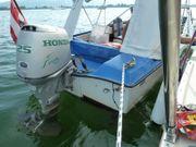 Außenborder Bootsmotor Bodenseezulassung 25 PS