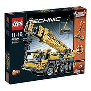 Lego Technik Schwerlastkran 42009