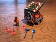 Playmobil mobiles Straßenschild