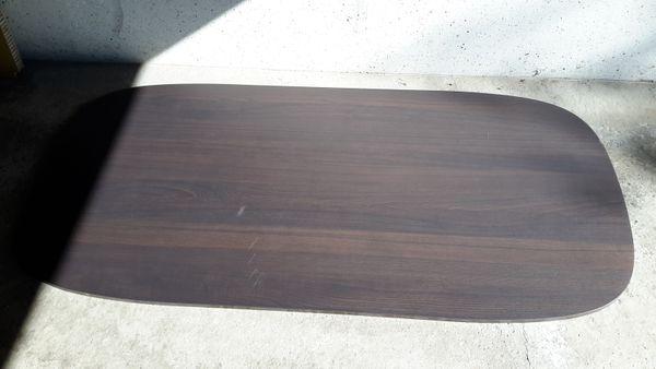 Schöne Grosse Braune Tischplatte Ikea Guter Zustand In