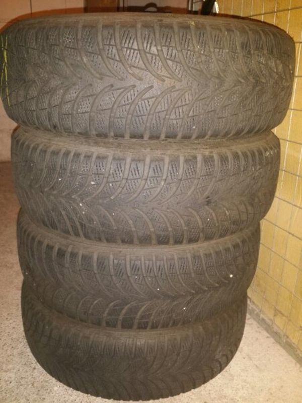 M+ S 185/55 R15 Reifen - Landau - Verkaufe Reifen M+S 185/55 R15 GOOD YEAR Ultragrip, BJ 2007, Profil 5mm. Mit Stahlfelgen für Opel - Landau