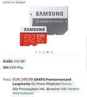 micro sd 512 GB