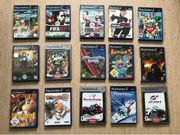 PlayStation 2 Spiele (