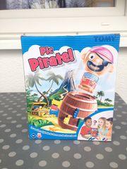 Kinderspiel Pop up Pirate