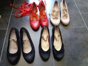 Flamenco-Schuhe