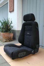 Nwt Recaro - Sitz Modell Ergomed