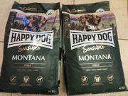 Hundefutter Happy Dog Montana Sensible