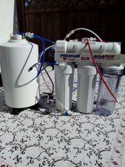 Trinkwasseraufbereitungsanlage Aqapur Premium SLW
