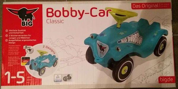 NEU Big Bobby Car Classic