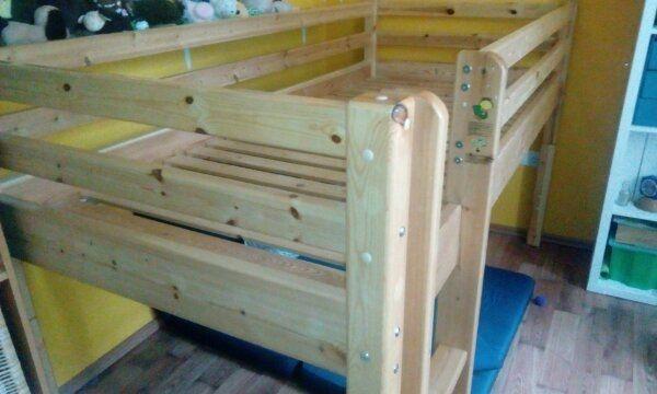 Thuka Etagenbett Mit Rutsche : Hochbett von thuka in mannheim betten kaufen und verkaufen über