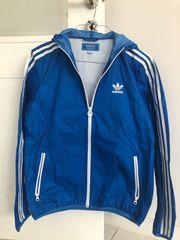 Adidas Originals Herren Regenjacke Größe