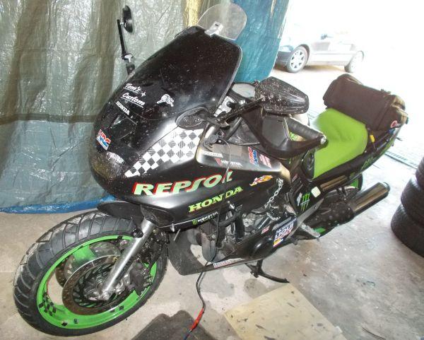 Honda CBR 1000 » Honda über 500 ccm