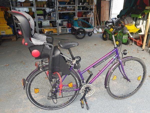 britax r mer fahrradsitz jockey comfort britax r mer. Black Bedroom Furniture Sets. Home Design Ideas