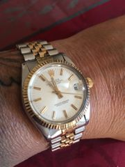 Original Rolex Date Just Medium