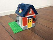 Lego Häuschen mit