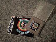 Gameboy Spiel Tiny toon