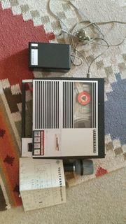 Tonbandgerät Telefunken Magnetofon 302 4-Spurgerät