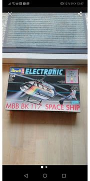 Revell Electronic Space Ship