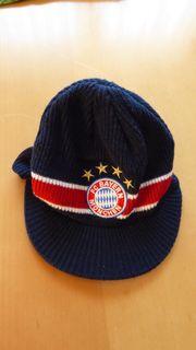 Strick - Schirmmütze Bayern