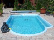 GFK Pool Schwimmbecken