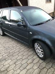 Verkaufe VW Golf 4 TDI