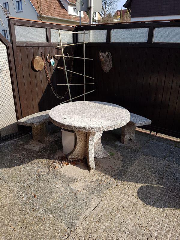 Gartentisch günstig gebraucht kaufen - Gartentisch verkaufen ...