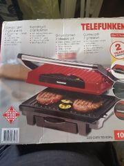 kontakt grill telefunken